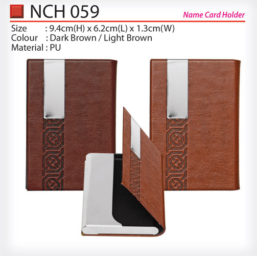 Door gift murah premium corporate gift ideas supplier malaysia unique name card holder nch059 reheart Images