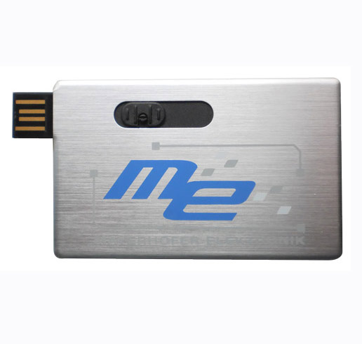 Business card size pen drive supplier card thumb drive malaysia metal business card size pen drive dg009 reheart